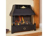 Flavel Emberglow ETC Classic Outset LFE Gas Fire NG