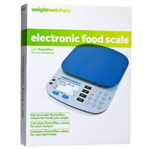 Weight Watchers Electronic Food Scale Points Plus! BRAND NEW!