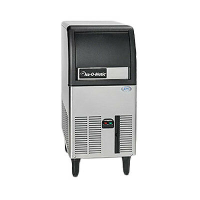 Ice-o-matic Iceu070a Air Cooled 84lb24hr Undercounter Cube Ice Maker