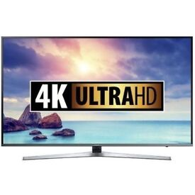 "Samsung 49"" smart 4k ultraHD HDR wi-fi Bargain Boxed warranty Free Delivery"