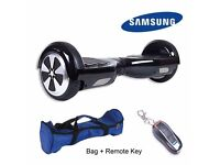 SEGWAY HOVERBOARD BALANCE BOARD ELECTRIC SCOOTER HOVER BOARD SAMSUNG BATTERY + CARRY CASE + REMOTE