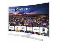 UE55JU6510 55 inch Curved LED UHD SMART TV WiFi WHITE (delivery available)