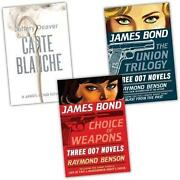 James Bond Book Collection