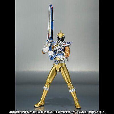 Bandai S.H. Figuarts Zyuden Sentai Kyoryuger Kyoryu Gold Action Figure