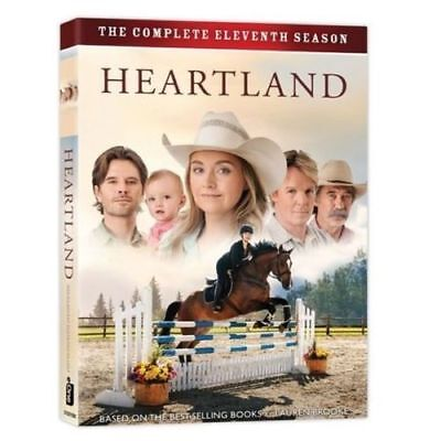 Heartland Season 11 Region 1 North America (DVD) Box Set NEW RELEASE!
