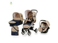 Hauck Winnie the Pooh travel system