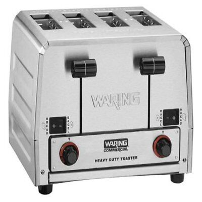 Waring Wct850 Commercial Bread Bagel Combination Toaster 208 Volts Blow Out