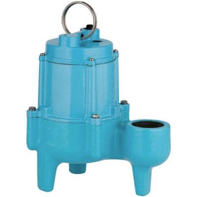 Little Giant 9sn-cim - 410 Hp Cast Iron Sewage Pump 110 Gpm