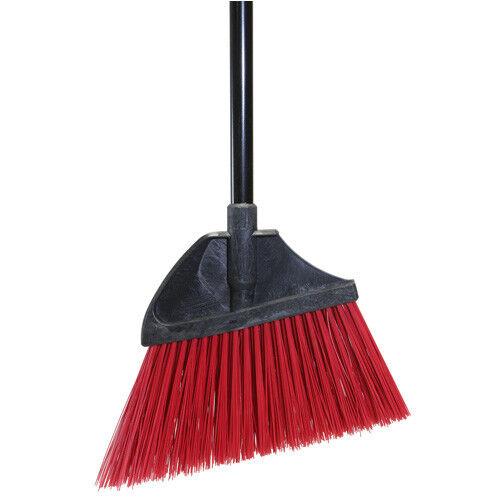 Angle Broom - Unflagged Bristles