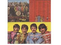 sergeant pepper lonely hearts record