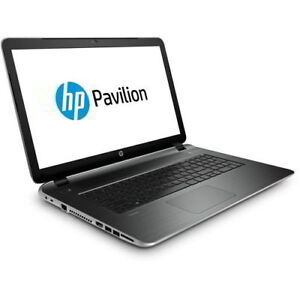 HP Pavilion, 17 pouces, 8GB RAM, idéal pour streaming/gaming