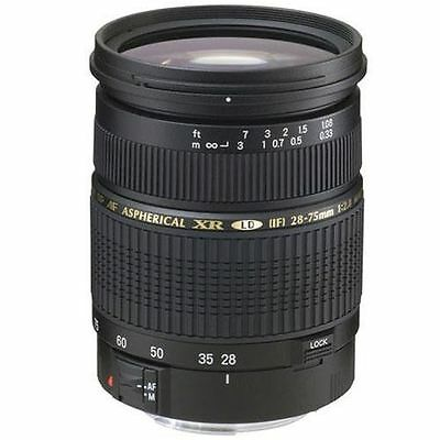Tamron 28-75mm f/2.8 XR Di LD Aspherical (IF) Autofocus Lens for Nikon SLR
