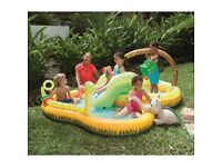 Sizzlin' Cool Jungle Play Pool