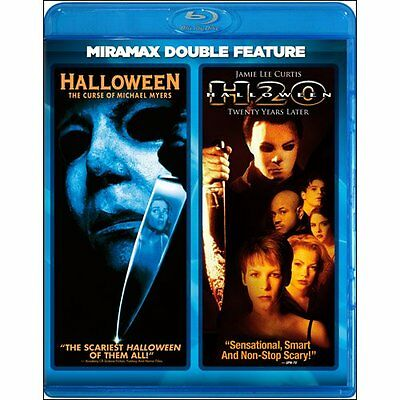 Halloween H20 & The Curse Of Michael Myers (Blu-ray, Region-Free) - The Movie Halloween H20