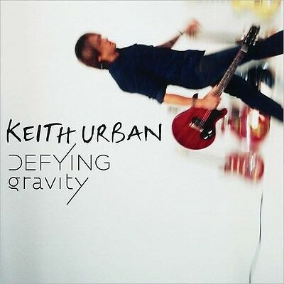 Keith Urban   Defying Gravity  New Cd