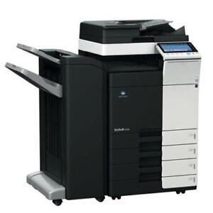 Konica Minolta Bizhub 364e Black &White Printer Scanner Copier 11x17 BUY LEASE RENT BEST COPIERS IN TORONTO