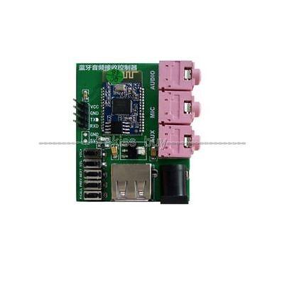 Bluetooth Stereo Audio Receiver Board Wireless Speaker DIY Amplifier Module