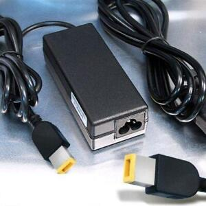 Lenovo Carbon or Yoga laptop power adapter--USB/square interface