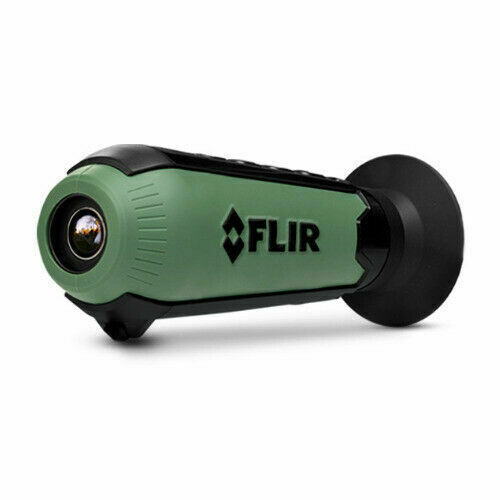 FLIR SCOUT TK Pocket-Sized Compact Thermal Vision Monocular 431-0012-21-00S