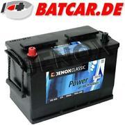 Batterie 12V 105AH