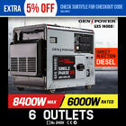 Diesel Stationary Industrial Generators