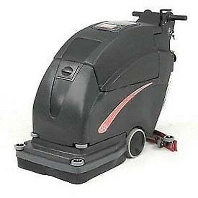 13 Gal Auto Floor Scrubber - 200 Rpm - Clean Width 20 - Two 105 Amp Batteries