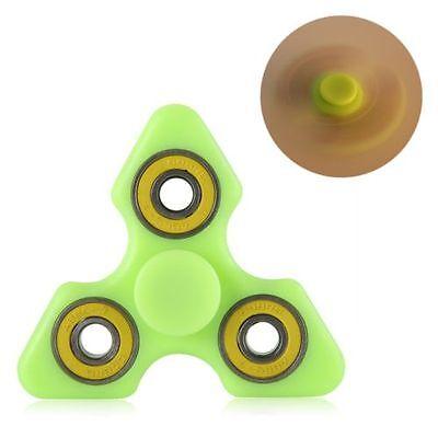 Luminous Hand Spinner Fidget Toys Finger Spinner Gryo Figit Relieves New Design
