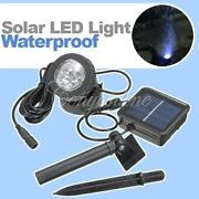 Solar Pond Lights