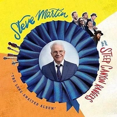 Steve Martin And The Steep Canyon Rangers - The Long-Awaited Album (NEW...