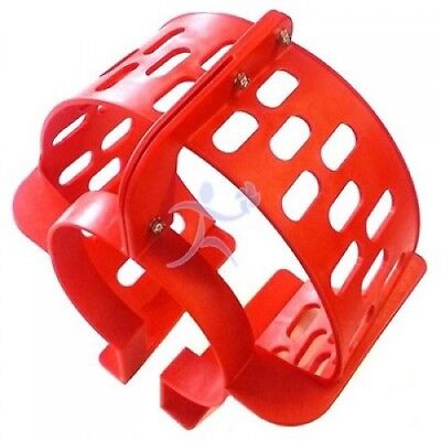 "Propeller Safety Guard 14"" Red Fits 70 thru 100hp Boat Marine Surf Outboard"