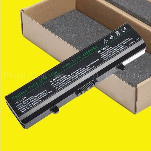 New Laptop Battery for Dell Computer Inspiron 1525 WK379 XR6