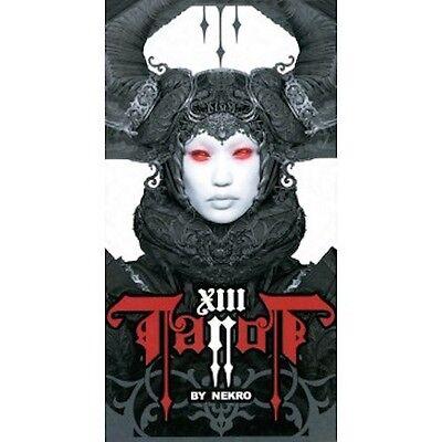 XIII Tarot Card Deck by Nekro!