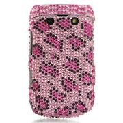 Blackberry Bold 9700 Leopard Case