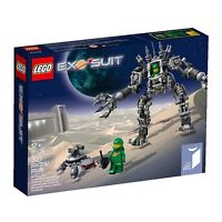 Lego city, Lego CUUSOO Exo Suit (21109) New Sealed FIRM