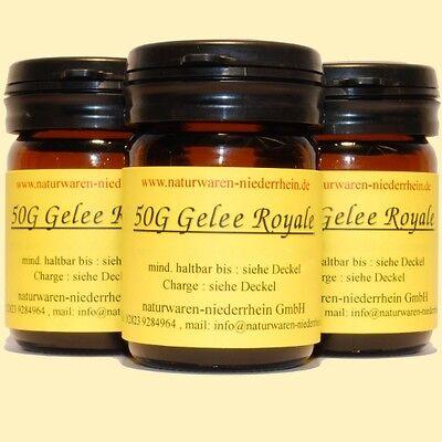 150g reines Gelee Royale + Analyse - 150g Gelee Royal