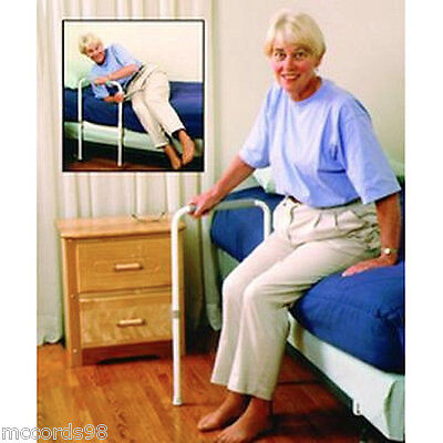 HealthCraft Products SR-S Smart-Rail- The bed rail that swings open