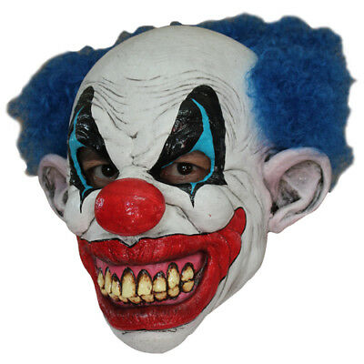 Puddles The Evil Clown Horror Costume Mask - Puddles The Clown