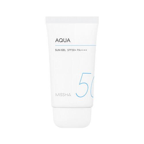 [MISSHA] All-around Safe Block Aqua Sun Gel SPF50+ PA++++ 50ml
