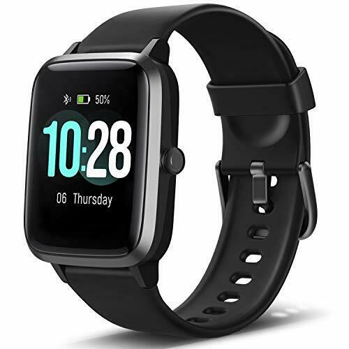 smart watch fitness tracker with heart rate