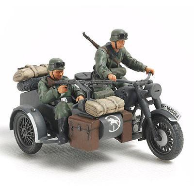 TAMIYA German Bike & Sidecar 32578 1:48 Military Model Kit
