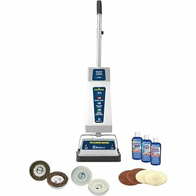 Koblenz P2500b Upright Scrubber - 3.75 Quart Water Tank Capacity - Brush,