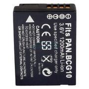 Panasonic Lumix TZ10 Battery