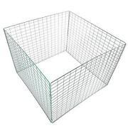 hochbeet kunststoff garten terrasse ebay. Black Bedroom Furniture Sets. Home Design Ideas