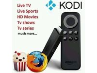 Amazon Fire TV Stick - KODI & MOBDRO