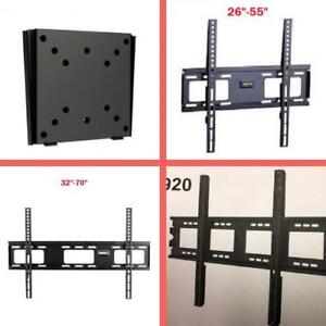 Weekly  Promo! Fixed TV Wall Mount ,Fixed TV Mounting bracket start from$9.99