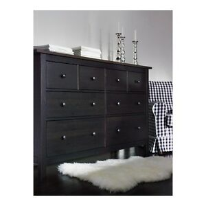 Black Ikea Dresser - Brand New