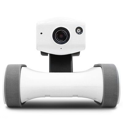 Appbot RILEY Home Security Pet CCTV IP Camera Robot WiFi Controlled iOS Android