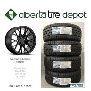 10% SALE LOWEST Price OPEN 7 DAYS Toyo Tires All Weather 225/50R17 Toyo Celsius Shipping Available Trusted Business