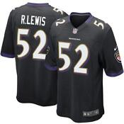 Ray Lewis Jersey Black