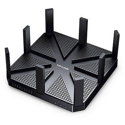 Tp-link - Archer C5400 Wireless Tri-band Mu-mimo Gigabit Rou